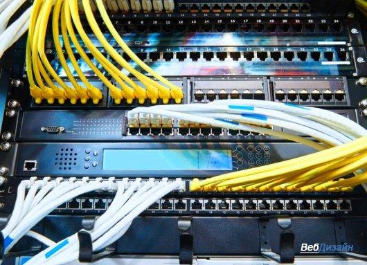 Интернет через оптоволоконный кабель