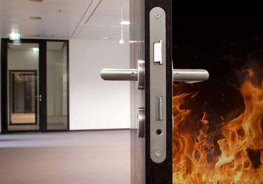 Выбор противопожарных дверей: на что обратить внимание