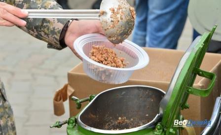 Какие блюда готовят на полевой кухне
